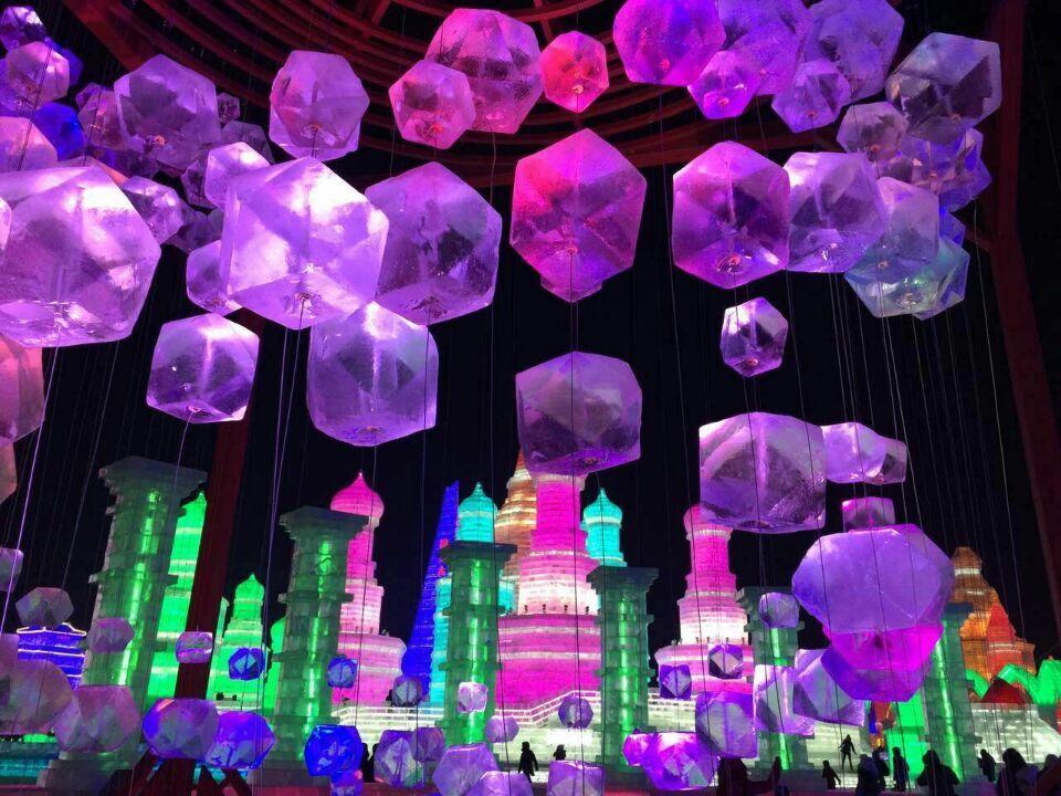China 36th Harbin Ice & Snow Festival 2020 Dates, Events