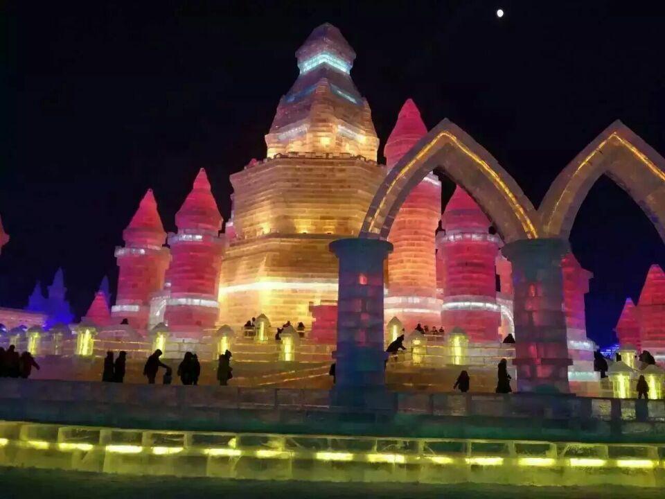 Harbin Ice Snow Festival 2016, 2017 China Harbin Ice Festival in ...