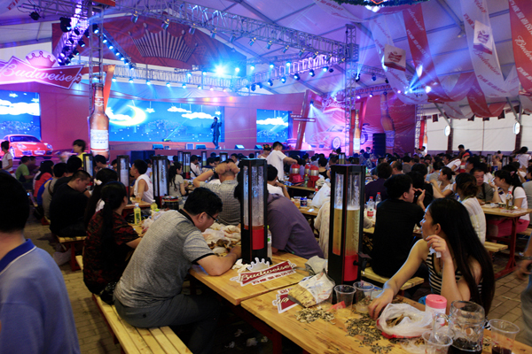 Photo image picture of harbin international beer for Northeast ski and craft beer showcase
