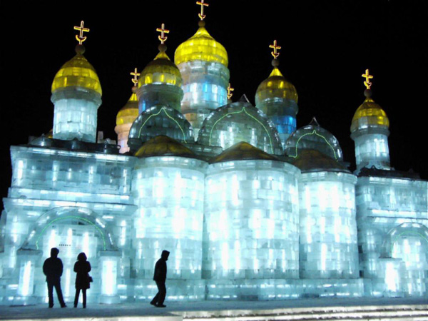 China 32nd Harbin Ice Snow Sculpture Festival 2016 Dates