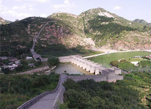 Huludao China  city photos gallery : Photo, Image & Picture of Huludao Jiumenkou Great Wall In Liaoning