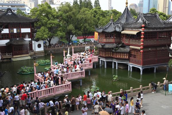 Yu Garden Shanghai Address